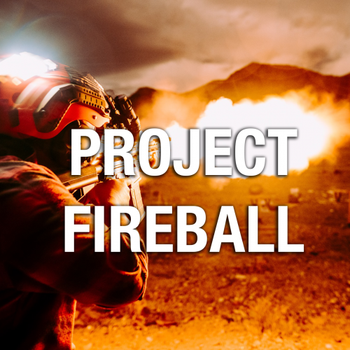 Build of the Week: Project Fireball