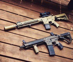 Clone builds AR-15