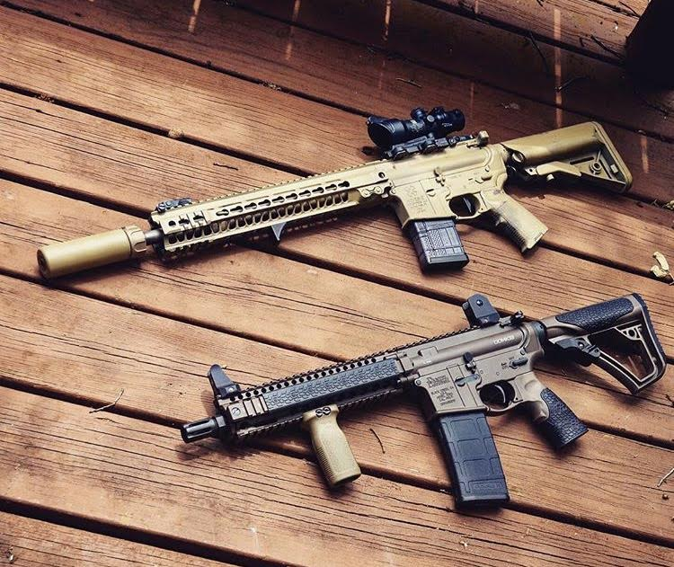 Does The AR-15 Have Writer's Block?