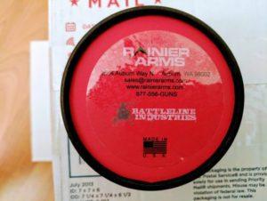Rainier Arms M.A.R.S. unboxing 3