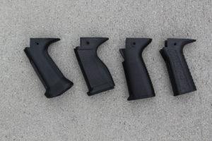 CZ stock grip