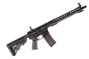Rainier Arms RUC 16 Mod3 Black