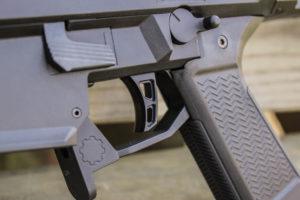 Delta trigger in black