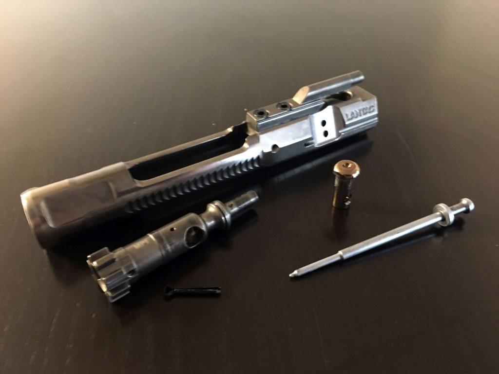Lantac E-BCG parts