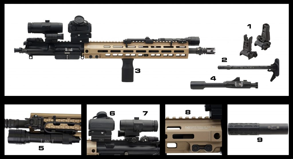 1 9 parts - build of the week