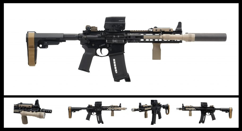 Firearms build of the week February