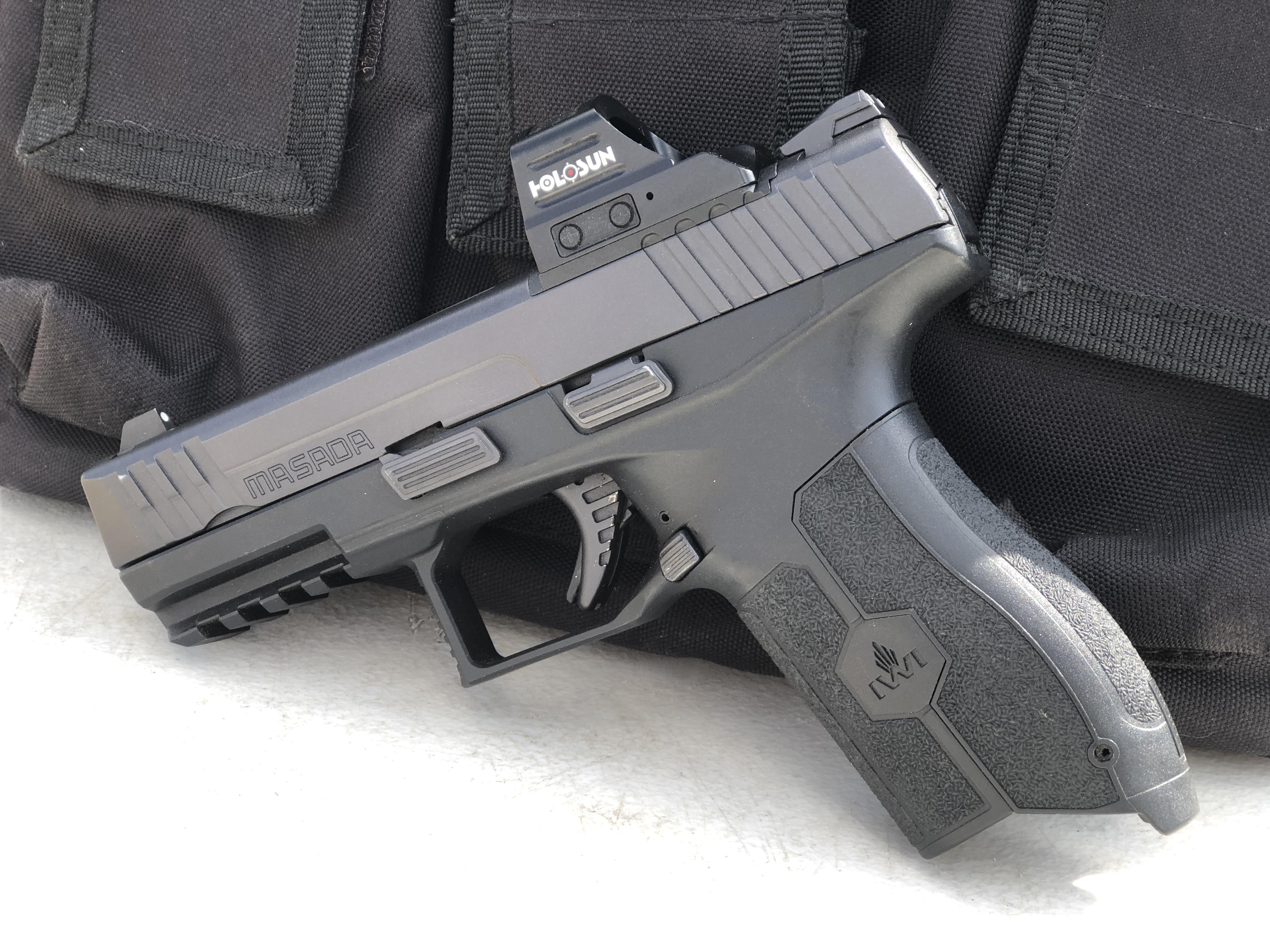 Iwi Masada Pistol Product Review Rainier Arms Blog Rainier Arms Blog