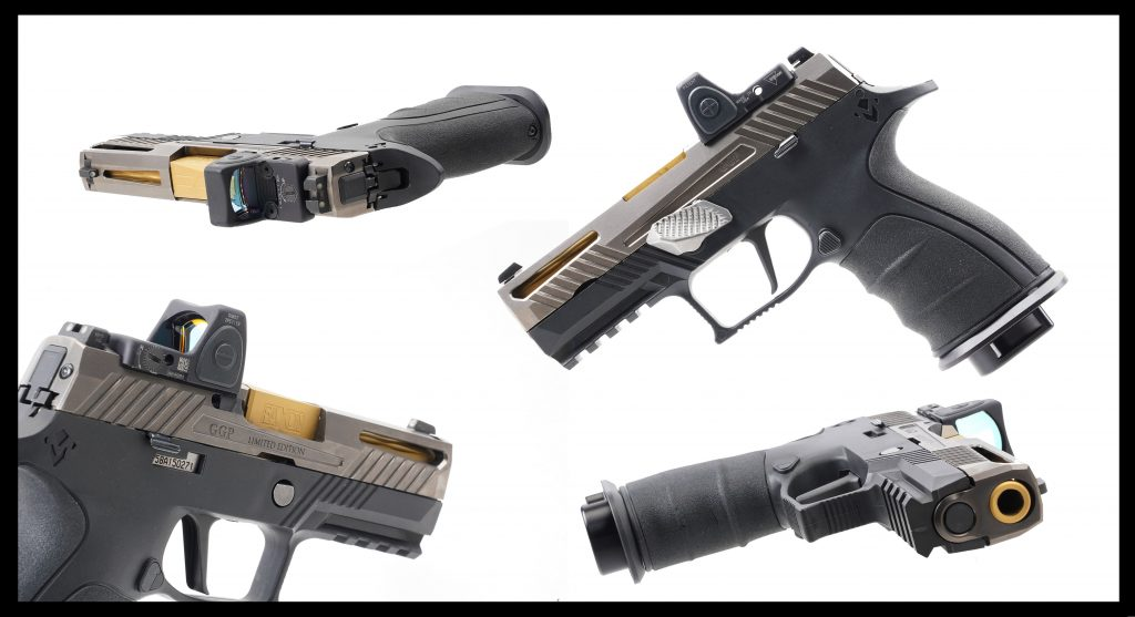 Build Of The Week  Sig Sauer P320 Modular Pistol