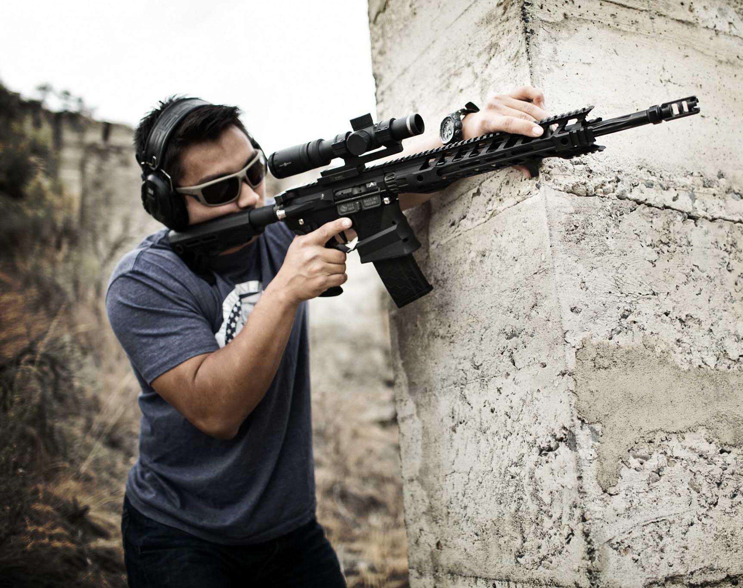 Flat Shooting Rifles Part 3:  The Reciprocating Hammer