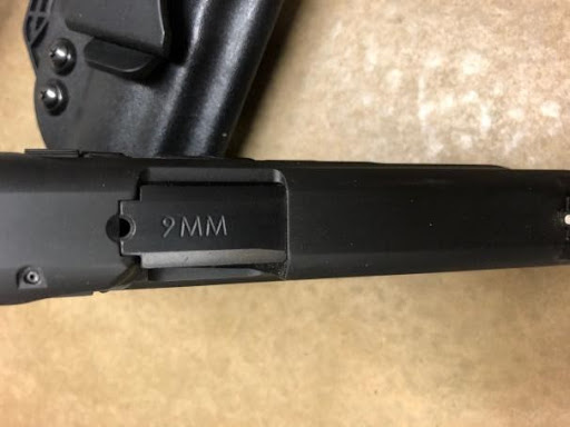 Pistol Caliber