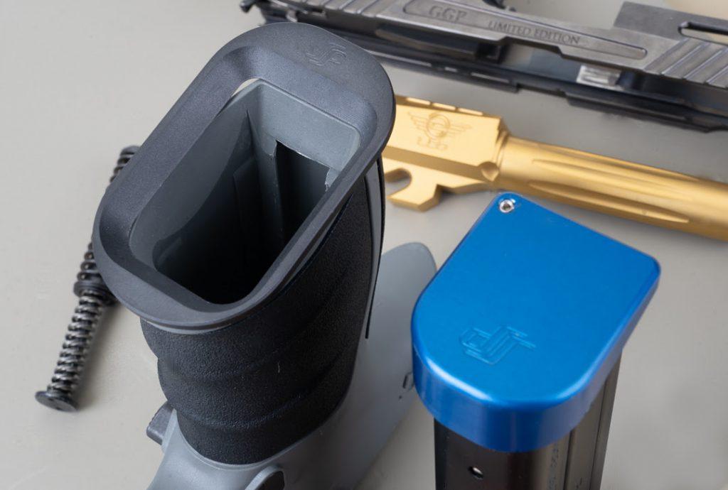 Rainier Arms AR15 QD Stock Adapter Kit by Rellium Arms