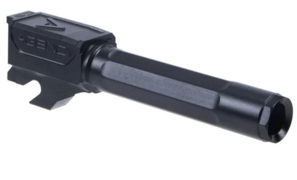 Agency Arms Sig P320 Compact Premier Line Barrel DLC