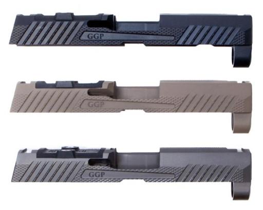 Grey Ghost Precision Sig Sauer P320 Compact Slide V2