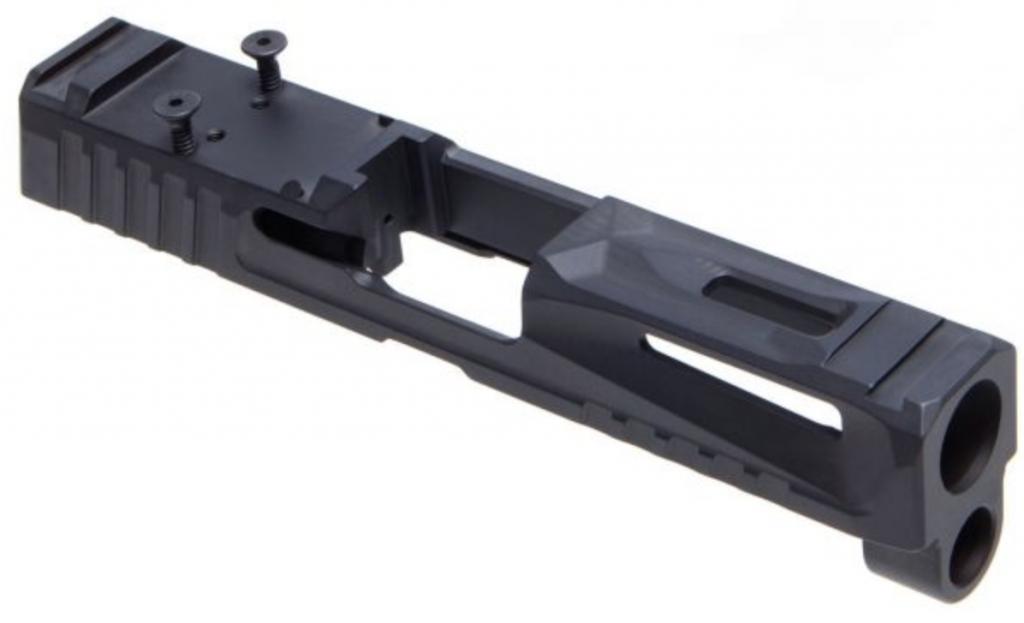 Norsso Sig Sauer P320c Vector Rmr V2 Slide