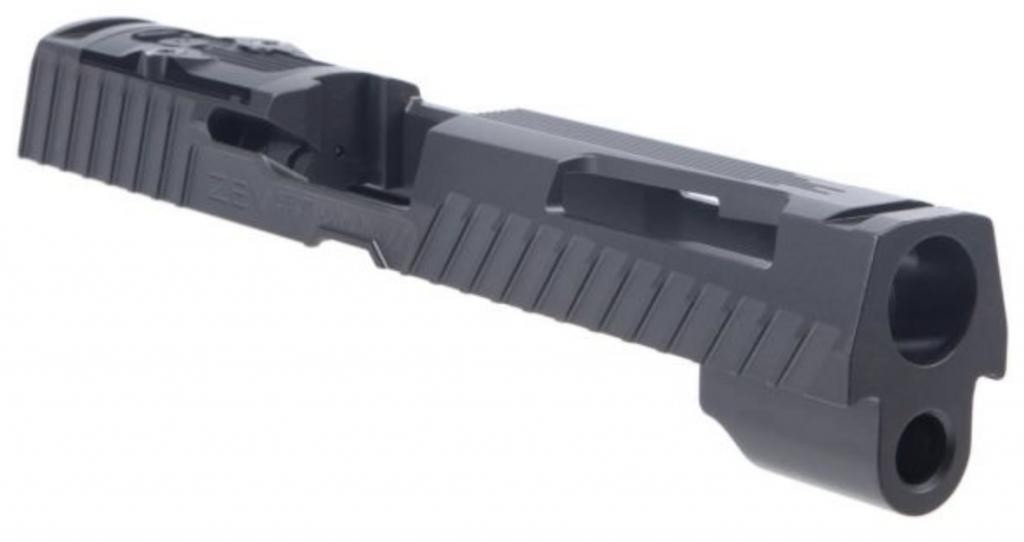 Zev Technologies Z320 X-Full Octane Slide With Optic Cut