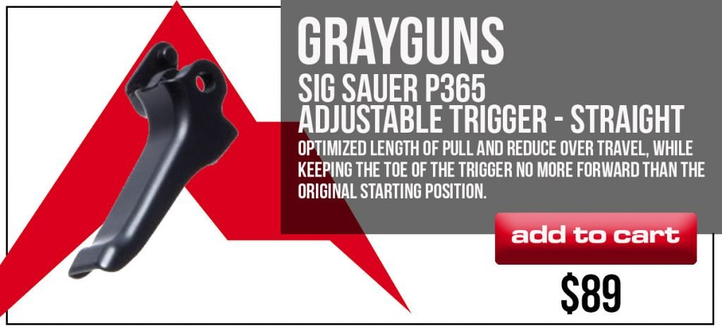 Gray guns trigger