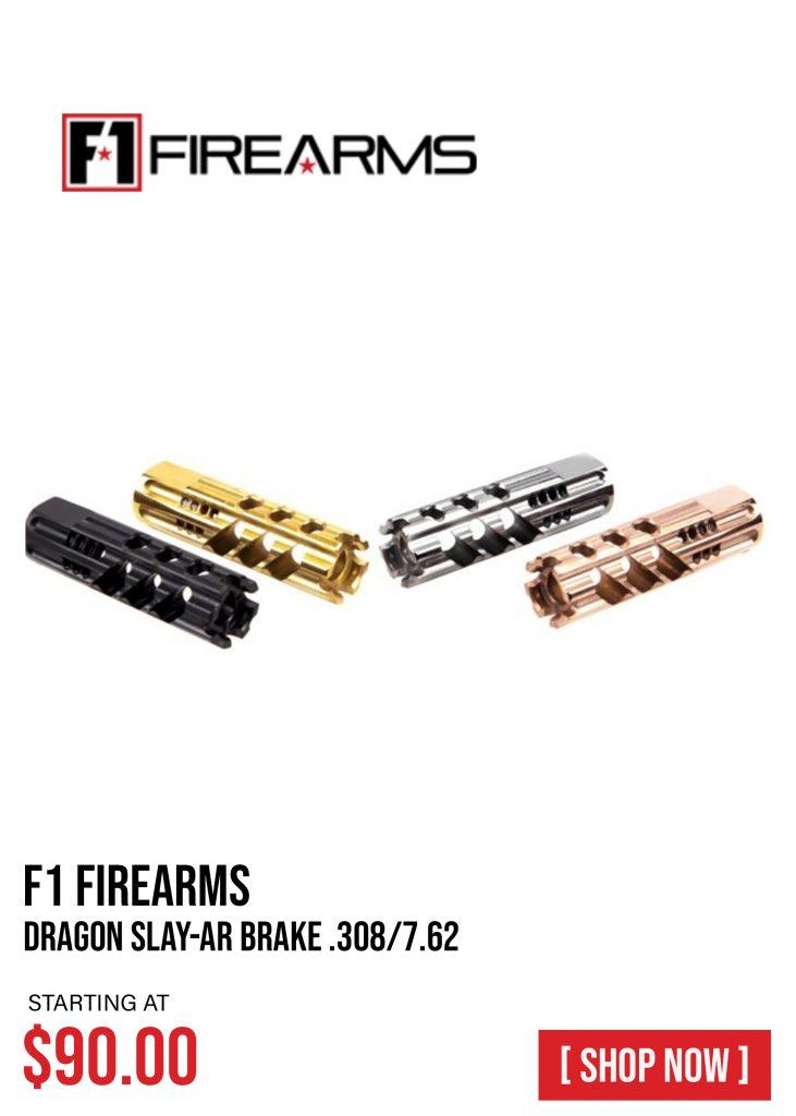 f1 dragon slay AR brake