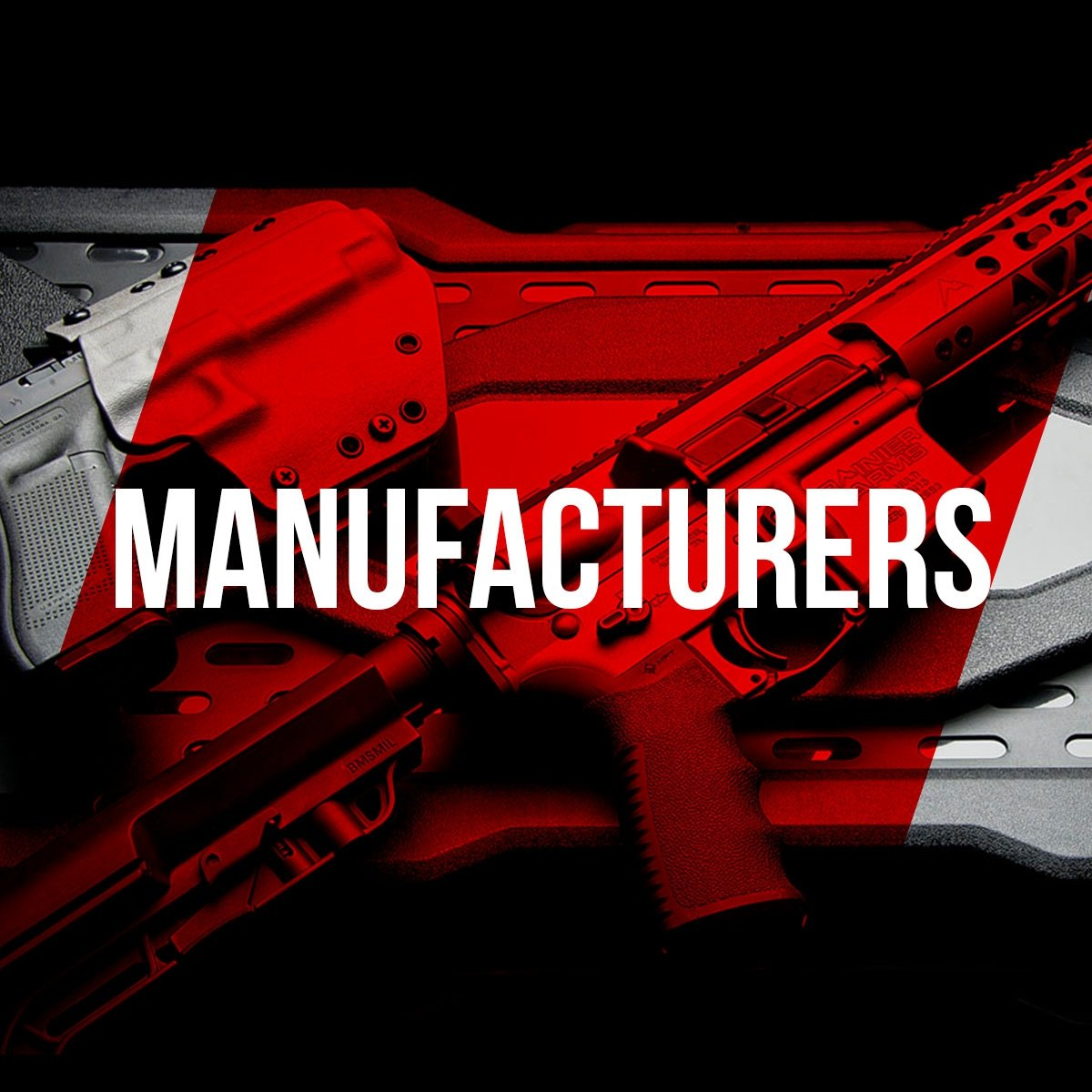 Firearms Manufacturers On Rainier Arms
