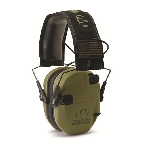 Walker's Razor Slim Hearing Protection - Patriot