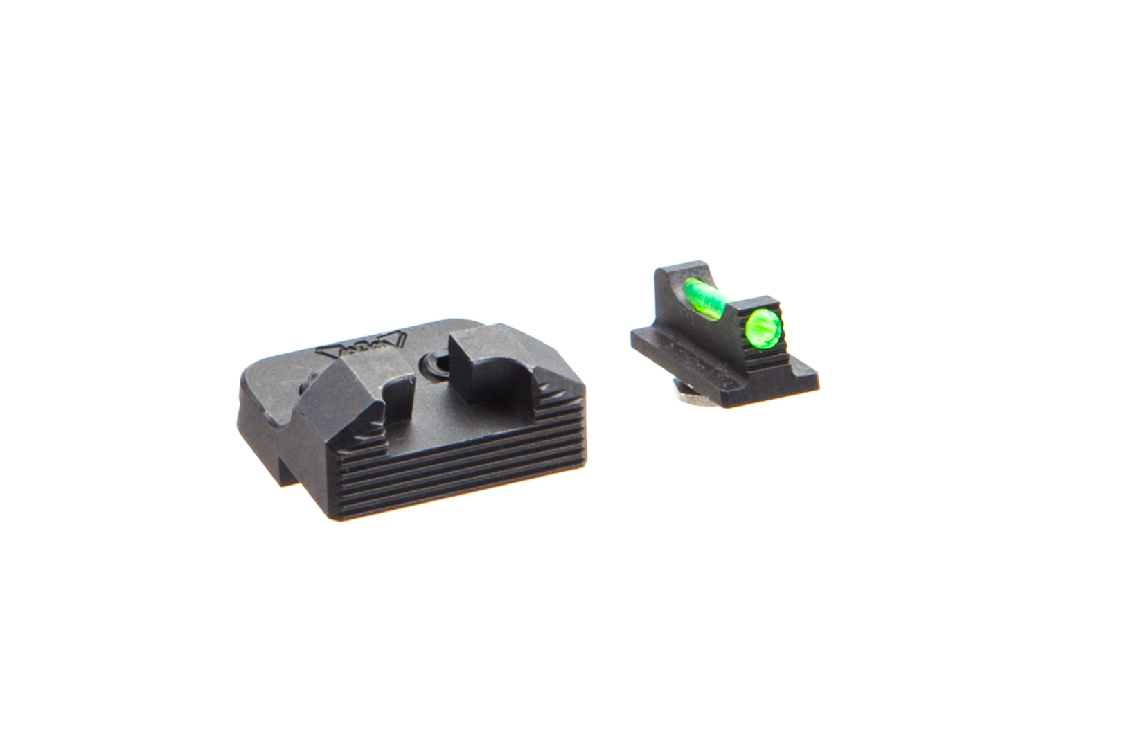 Statement Defense Glock Combat Precision - Compact Fiber Optic Iron Sights