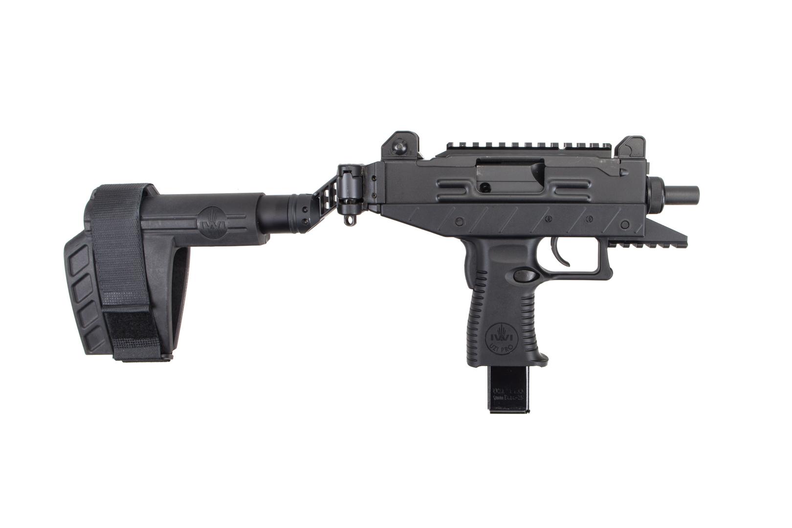 IWI Uzi Pro 9mm w/ Stabilizing Brace (USED)