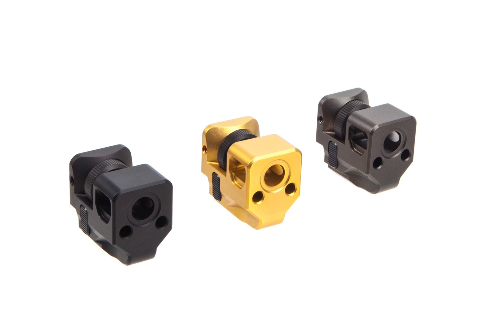 Killer Innovations Velocity Glock Compensator - Gen 3