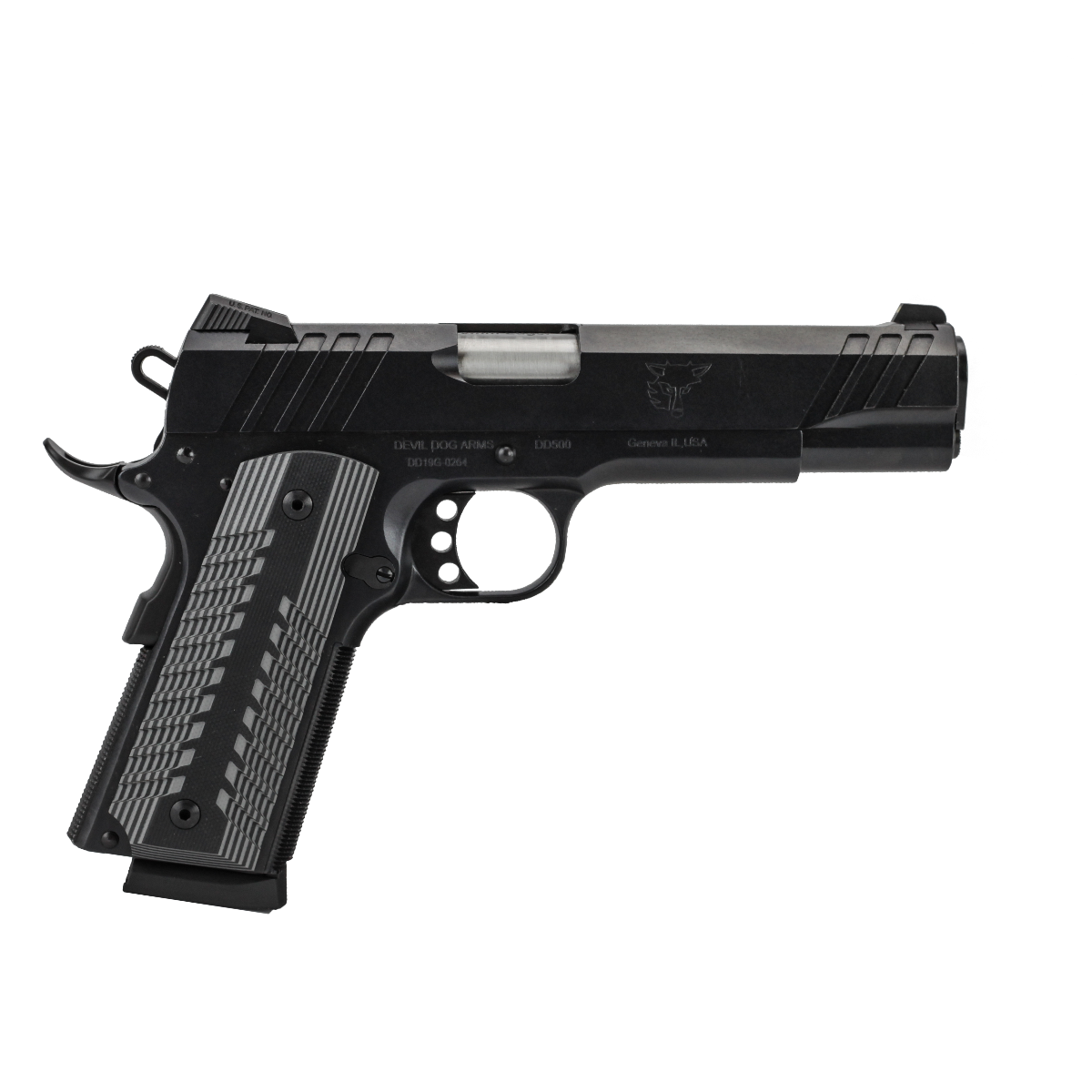 "Devil Dog Arms DDA-1911 Standard Pistol - 5"" Black"