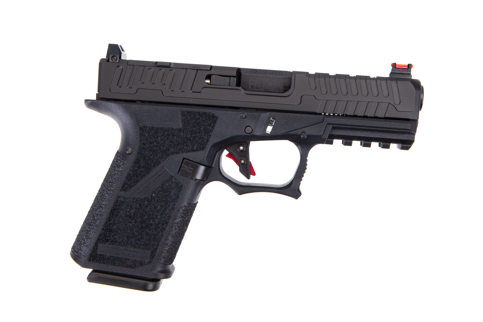 Faxon Firearms FX-19 Patriot Compact Pistol - 9MM