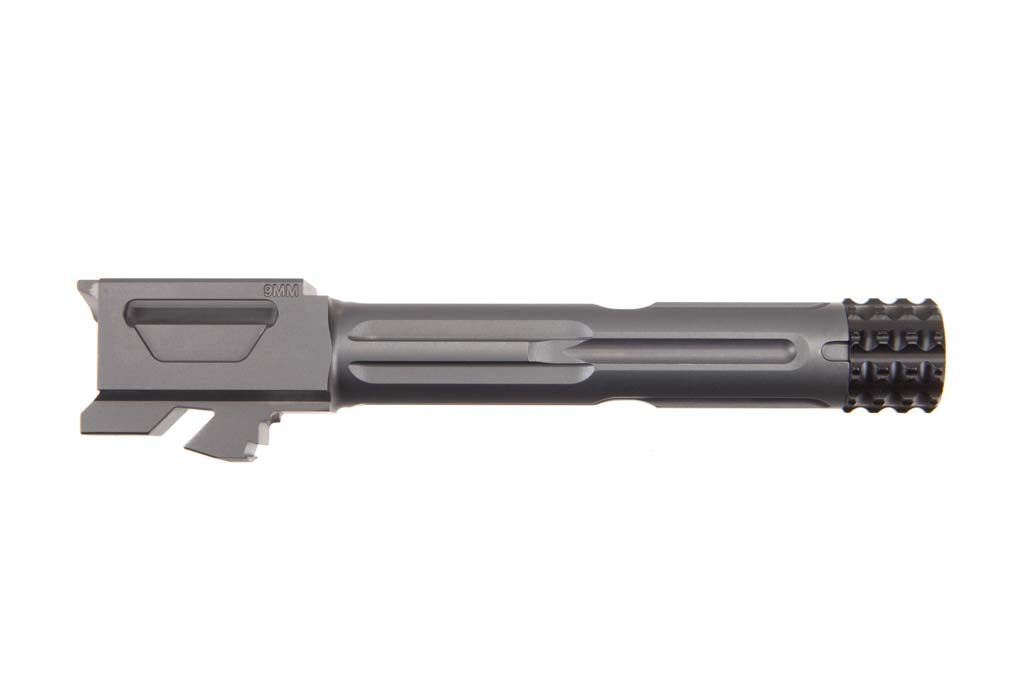 Killer Innovations Glock 19 Threaded GP Velocity Barrel
