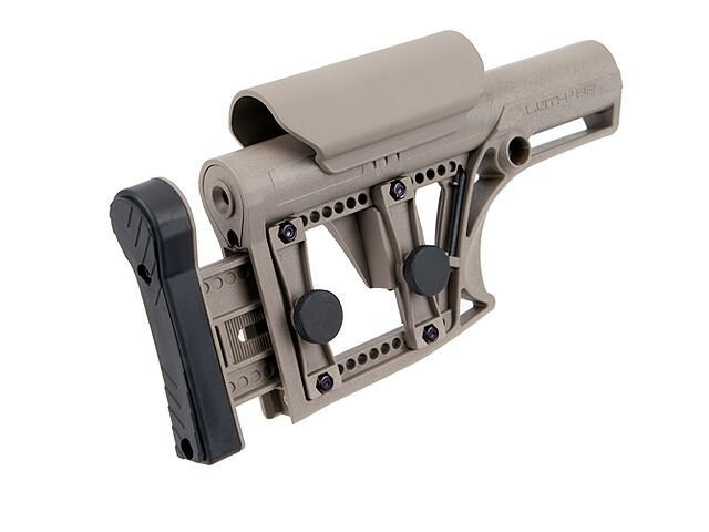 LUTH-AR Modular Buttstock Assembly MBA-1 Rifle