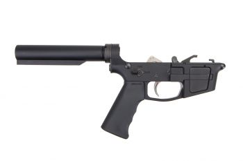 FOXTROT MIKE FM PRODUCTS AR-15 9MM PREMIUM COMPLETE LOWER