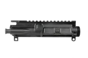 Arms Republic AR-15 Assembled Forged Upper Receiver - Anodized Black