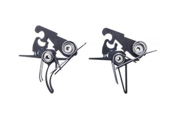 Elftmann Pro Component Trigger with ELF PRO-LOCK Mounting System