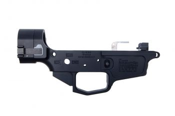 New Frontier Armory C-5 Stripped Billet Lower - Side Folding