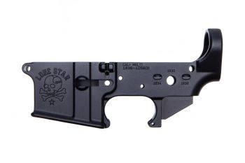 Sons of Liberty Gun Works AR-15 Stripped Lower Receiver - Lone Star