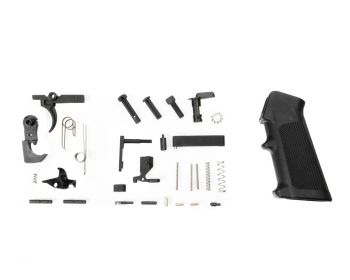 White Label Armory AR-15 Lower Parts Kit - Complete