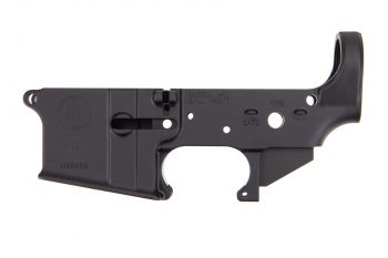 Primary Weapons Systems MK1 MOD 1 AR-15 Stripped Lower Receiver