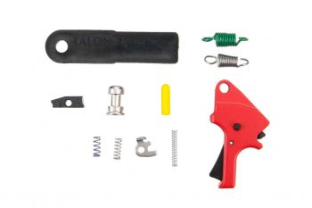 Apex Tactical Specialties S&W M&P M2.0 Flat Faced Forward Set Trigger Kit - Red