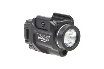 Streamlight TLR-8 Tactical Weapon Light w/ Red Laser