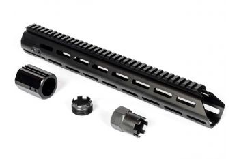 Gibbz Arms G10 LITE Free Float Hand Guard - 15