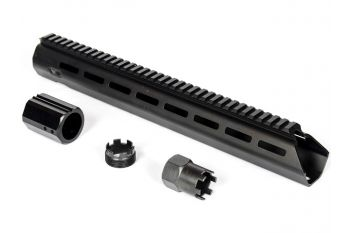 Gibbz Arms G10 Original Style Free Float Hand Guard - 15