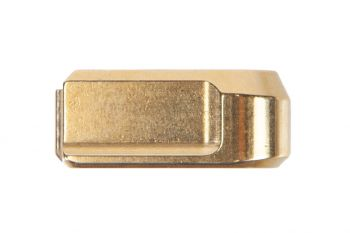 Grayguns Sig P320 Brass Base Pads - Extended Magwell