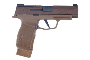 SIG Sauer P365XL NRA 9MM Pistol - Coyote