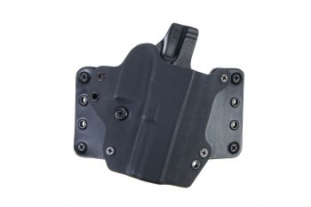 BlackPoint Tactical Leather Wing Holster - For Glock 17/22/31