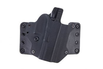 BlackPoint Tactical Leather WING Holster - For Glock 19/23/32
