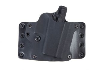 BlackPoint Tactical Leather WING Holster - For Glock 43