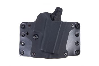 BlackPoint Tactical Leather WING Holster -  For Glock 43X