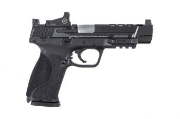 Smith & Wesson M&P9 M2.0 Ported 9mm Pistol w/ Crimson Trace Red Dot - 17rd