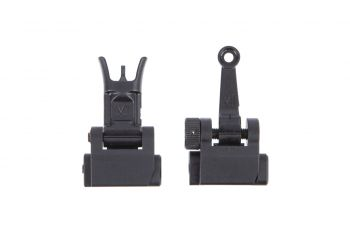 Midwest Industries Combat Rifle Sights Set