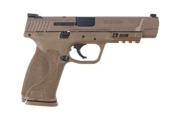 Smith & Wesson M&P M2.0 9mm Pistol - 17rd FDE